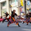 新宿のど真ん中のお祭り