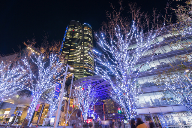 Roppongi Hills – A city within a city