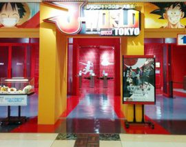 J Town – a place for fans of Naruto, One Piece and more